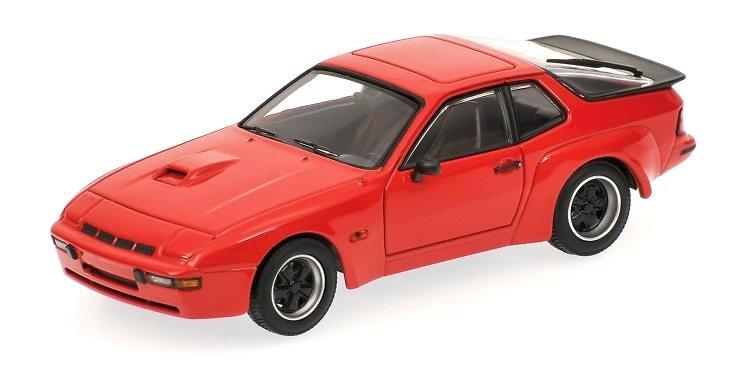 Porsche 924 Carrera GT (1981) Minichamps 400066120 1/43