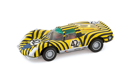 Porsche Carrera 906 Daytona (1966) Bub 08054 1/87
