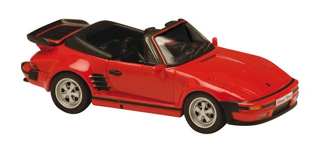 Porsche Carrera Cabrio -930- (1989) Solido 43202 1/43
