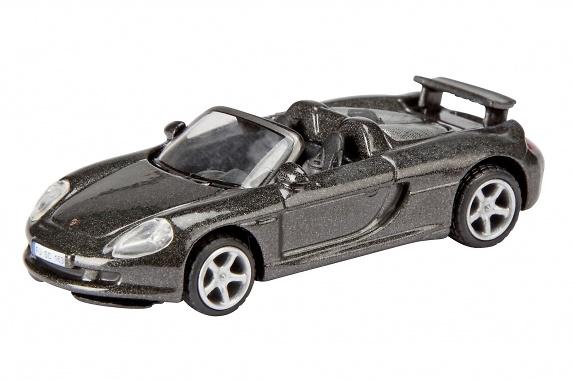 Porsche Carrera GT (2003) Schuco 452584800 1/87