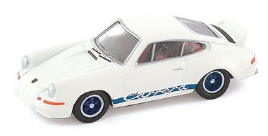 Porsche Carrera RS 2.7 (1973) Bub 08603 1/87