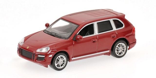 Porsche Cayenne GTS (2007) Minichamps 640066280 1/64