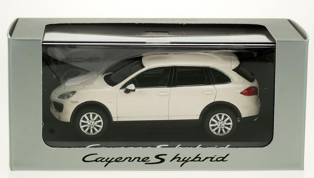 Porsche Cayenne Hybrid (2007) WAP0200040B 1/43
