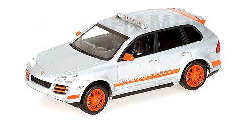 Porsche Cayenne Transsyberia (2007) Minichamps 400066290 1/43