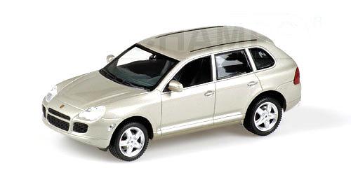 Porsche Cayenne Turbo (2002) Minichamps 400061081 1:43