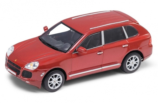 Porsche Cayenne Turbo (2002) Welly 22431 1:24