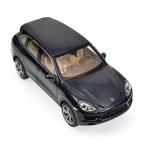 Porsche Cayenne Turbo (2010) Minichamps 400069270 1/43