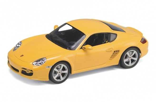 Porsche Cayman S (2006) Welly 22488 1:24