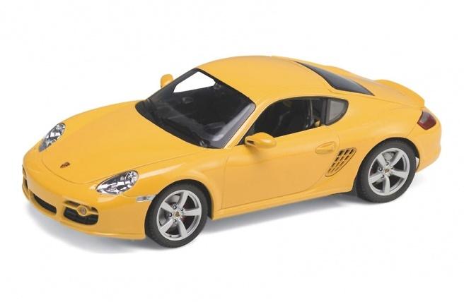 Porsche Cayman S (2006) Welly 22488 1:24