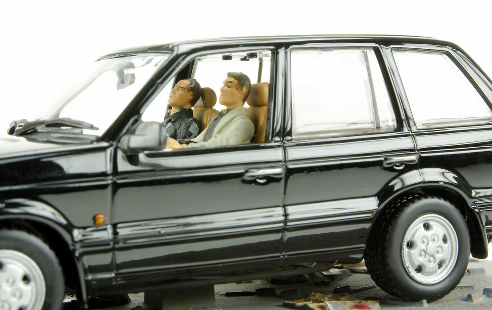 Range Rover 4.6 HSE (1984) James Bond