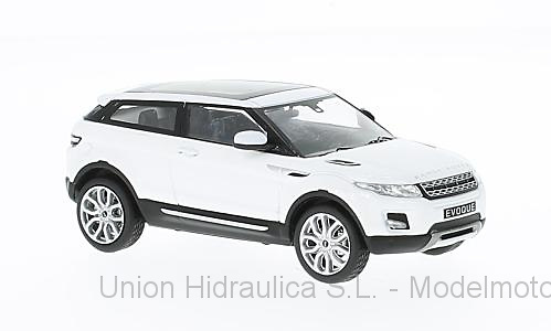 Range Rover Evoque Coupe (2011) White Box WB227 1/43