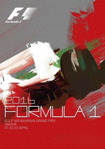 GP. F1 Bahrein 2016