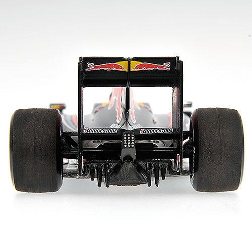 Red Bull RB5 nº 15 Sebastian Vettel (2009) Minichamps 400090015 1/43