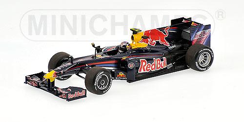 Red Bull RB5 nº 15 Sebastian Vettel (2009) Minichamps 1/43