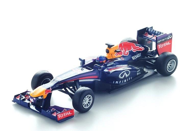 Red Bull RB9 n°1 Sebastian Vettel (2013) Spark Y052 1:64