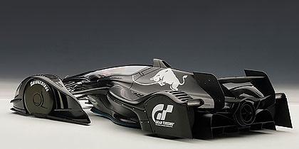 Red Bull X2010 Prototipo fibra de carbono (2010) Autoart 18109 1:18