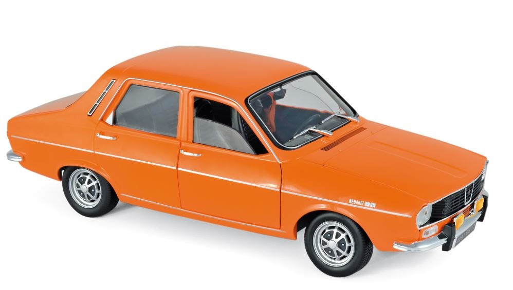 Renault 12 TS (1973) Norev 185211 1:18