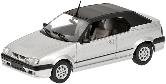 Renault 19 Cabriolet (1992) Minichamps 400113730 1/43