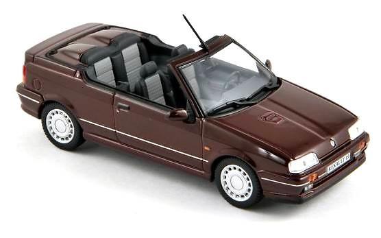 Renault 19 Cabriolet Serie I (1990) Norev 511910 1/43