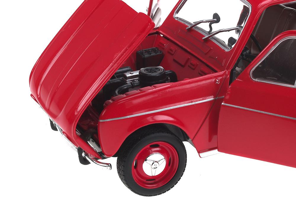 Renault 4 (1965) Atlas 1:24
