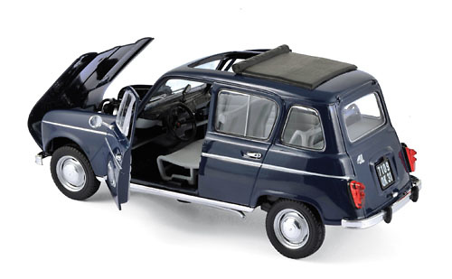 Renault 4 (1965) Norev 185241 1:18
