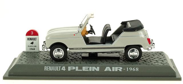 Renault 4L Descapotable