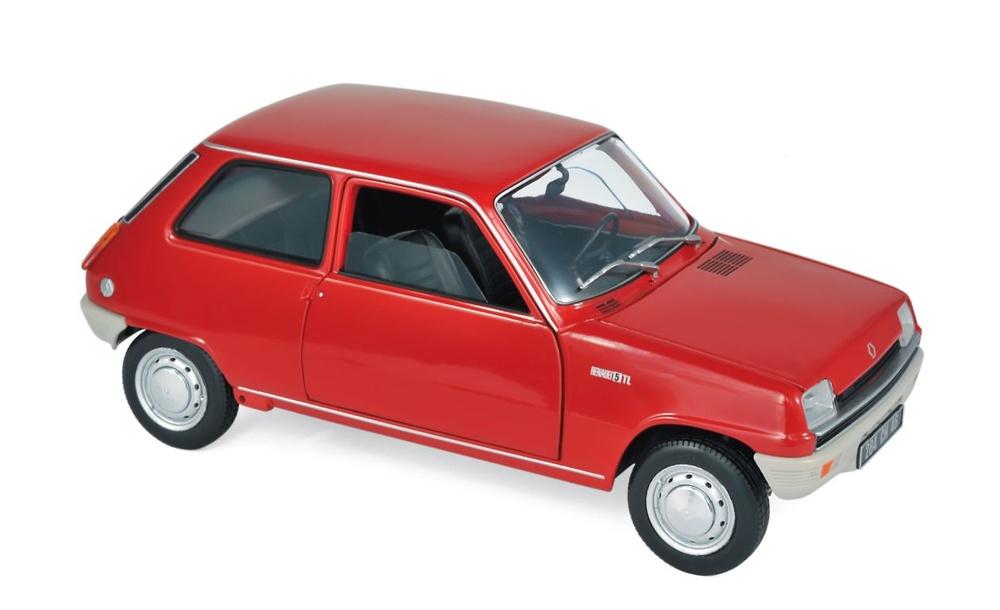 Renault 5 (1972) Norev 185152 1:18