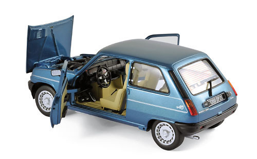 Renault 5 Alpine (1981) Norev 185157 1:18
