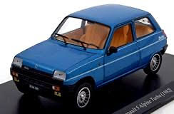 Renault 5 Alpine Turbo (1982) Atlas 1:24