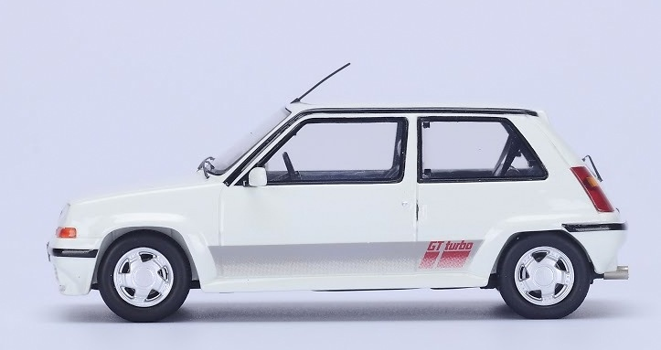 Renault 5 GT Turbo (1988) Spark S3858 1:43
