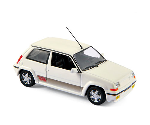 Renault 5 GT Turbo (1989) Norev 510521 1:43