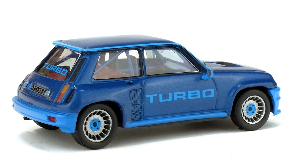 Renault 5 Turbo (1980) Solido S4301300 1/43