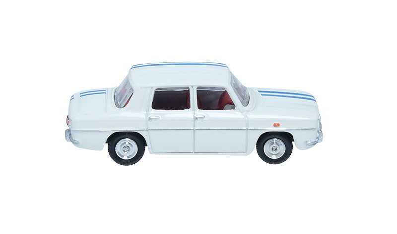 Renault 8 Gordini (1973) Minialuxe MB106-2SE 1/66