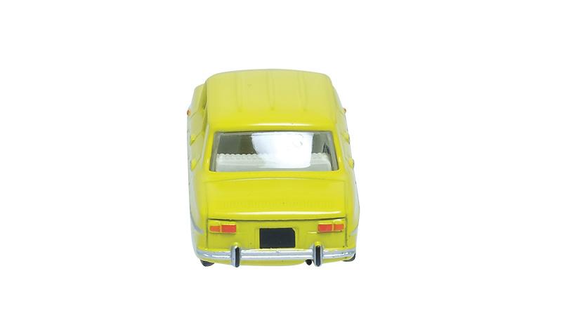 Renault 8 S (1970) Minialuxe 1/66