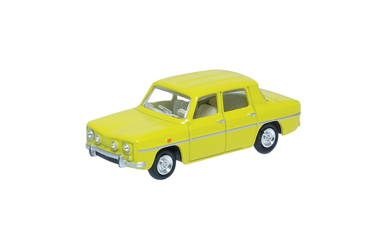 Renault 8 Gordini (1973) Minialuxe MB106-3SE 1/66