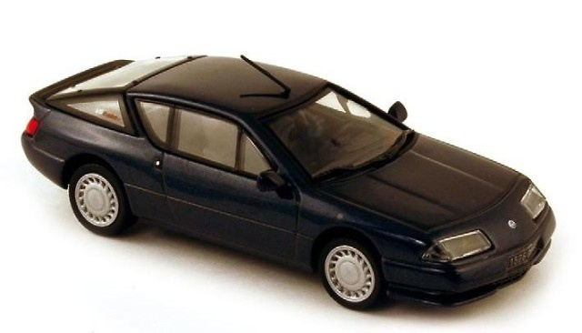 Renault Alpine A610 V6 Turbo Norev 517804 1/43