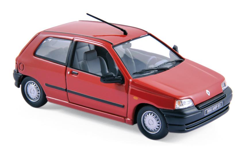 Renault Clio (1990) Norev 517520 1:43
