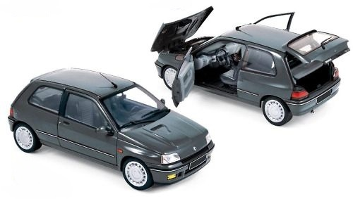 Renault Clio 16S Serie 1 (1991) Norev 185234 1/18