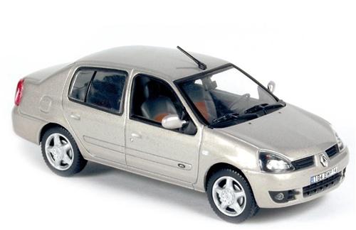 Renault Clio Symbol Serie 3 (2007) Norev 517560 1/43