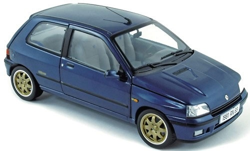 Renault Clio Williams Serie 1 (1993) Norev 185230 1/18