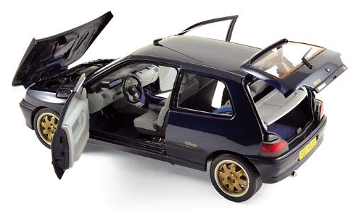 Renault Clio Williams Serie 1 (1993) Norev 185230 1/18