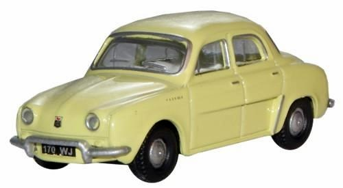 Renault Dauphine (1960) Oxford 76RD002 1/76