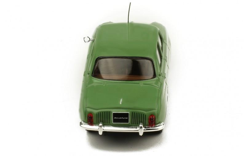 Renault Dauphine (1961) Ixo CLC322 1/43