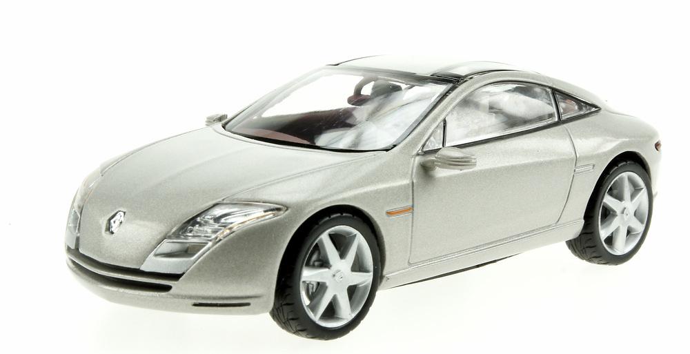 Renault Fluence Concept Car (2004) Altaya 1/43