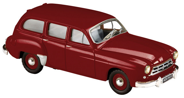 Renault Fregate Domaine (1956) Solido 14311600 1/43