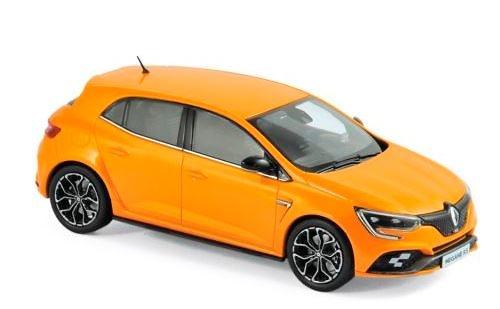 Renault Megane R.S. (2017) Norev 517726 1:43