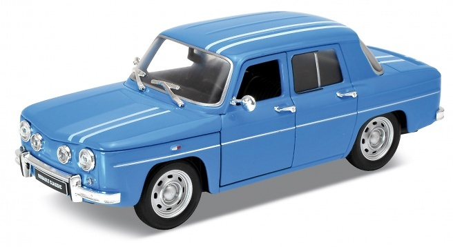 Renault R8 Gordini (1967) Welly 24015 1:24