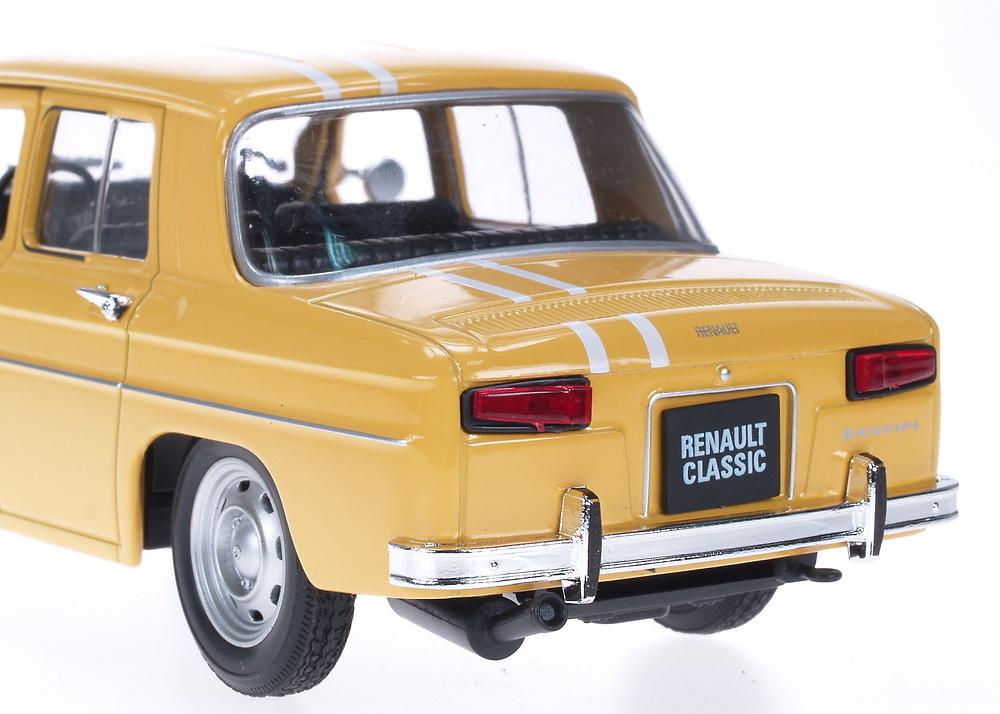 Renault R8 Gordini (1967) Welly 24015A 1:24