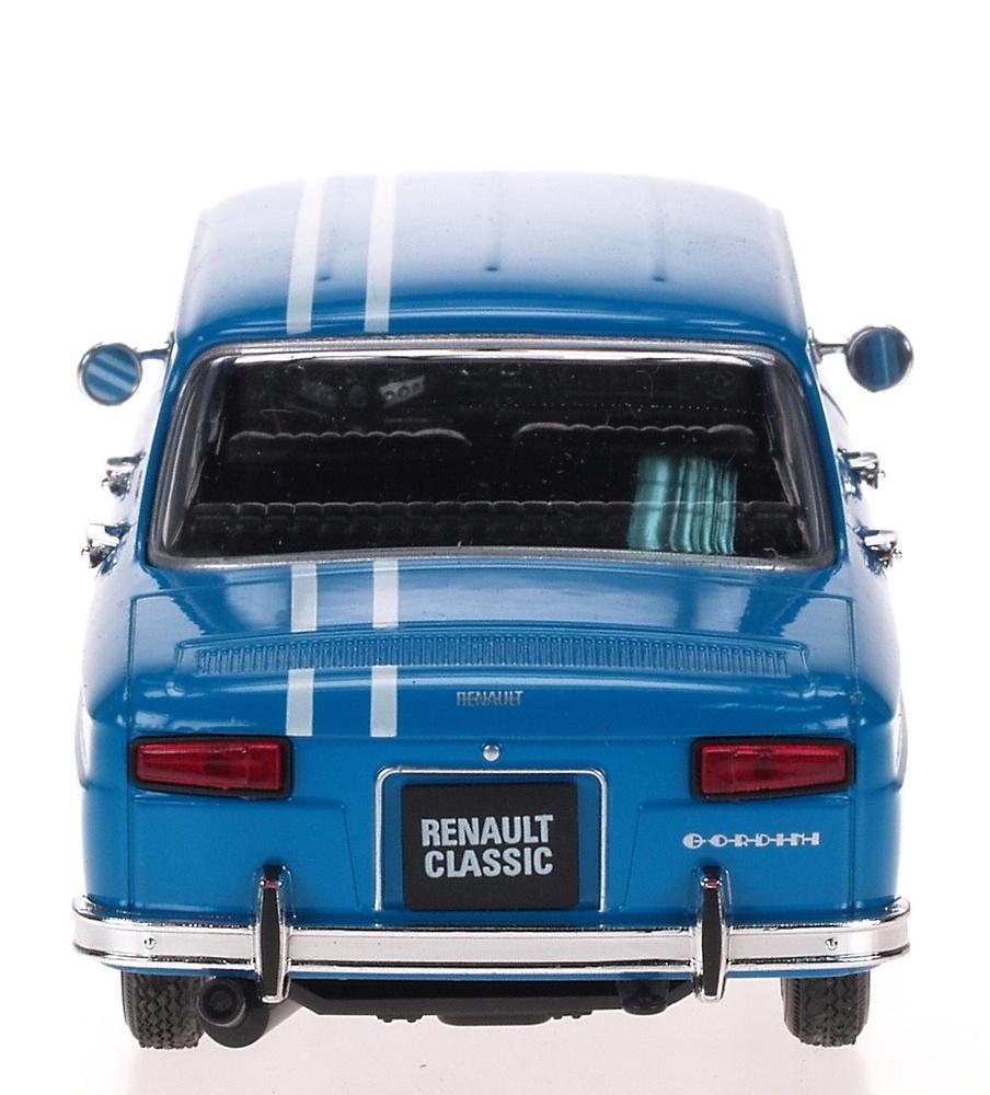 Renault R8 Gordini (1967) Welly 24015AZ 1:24