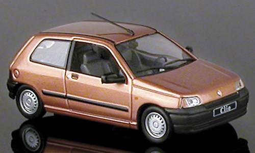 Renault Sport Clio 3p. Serie 1 (1992) Universal Hobbies 02559 1/43